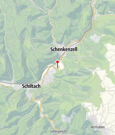 Karte / Ristorante Schenkenburg