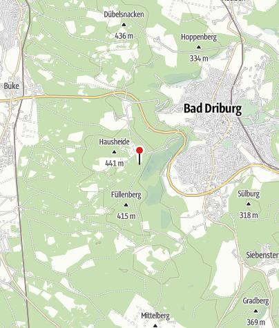 Karte / Schöne Aussicht (Rettungspunkt 10)