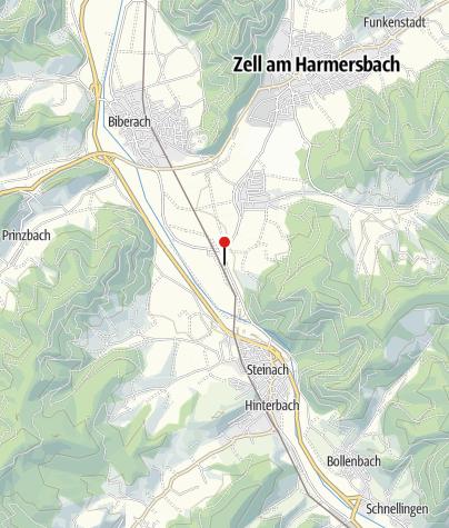 Karte / Rebstock Stöcken
