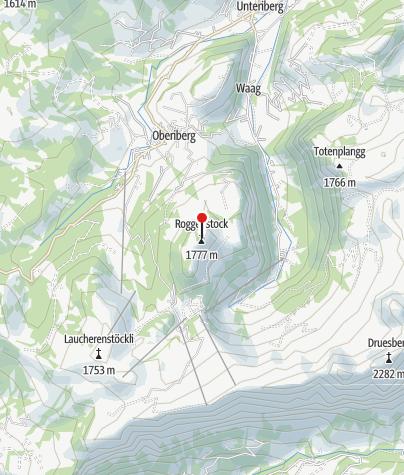 Karte / Roggenstock