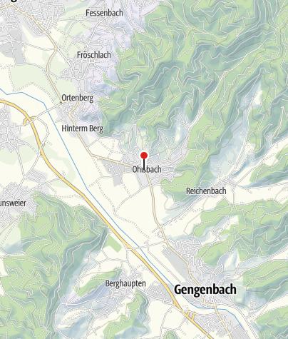 Karte / Landgasthaus Krone