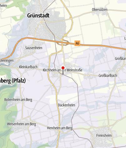 Carte / Wirtshaus Alter Bahnhof