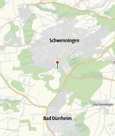 Karte / Bauchenbergweiher
