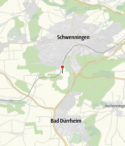 Karte / Moosweiher