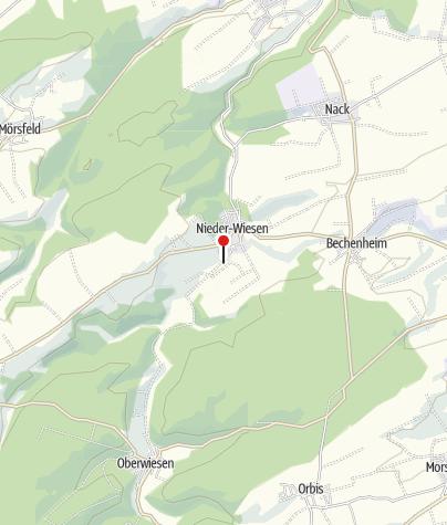 Map / Jugendzeltplatz Nieder-Wiesen