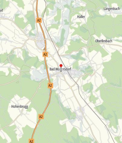 Karte / Gasthof Safenhof