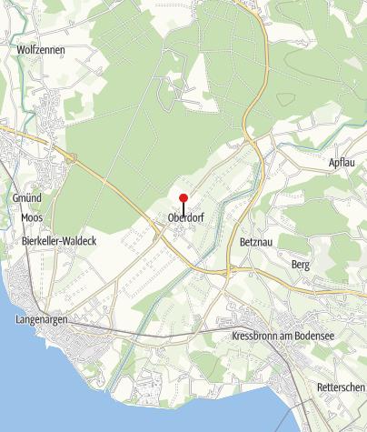 Karte / Der Dorfbachwirt