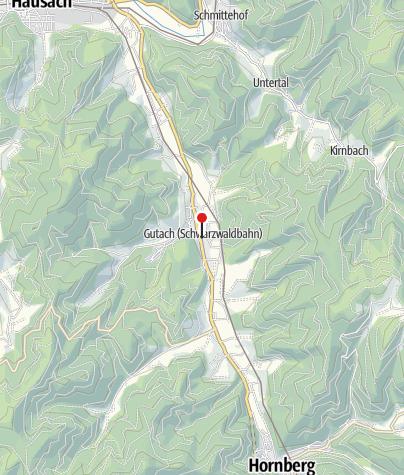 Karte / Kriegerdenkmal Gutach