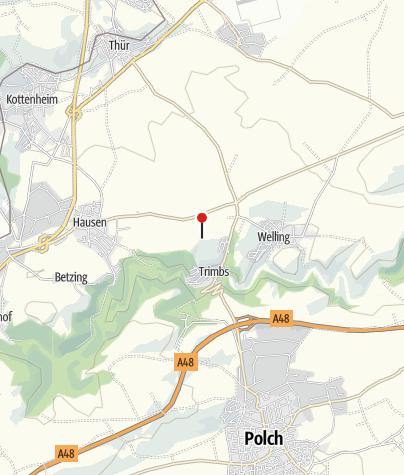 Karte / WP 4 Burberg