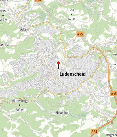 Karte / Phänomenta