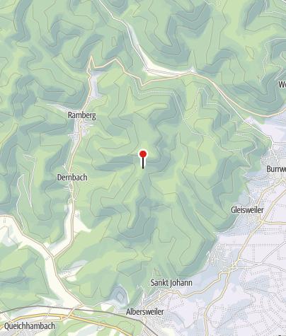 Karte / Landauer Hütte am Zimmerbrunnen
