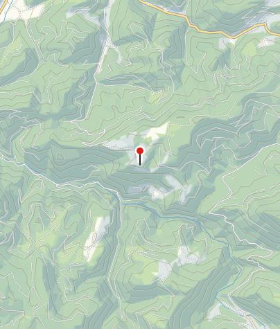 Mapa / Klettergarten Hochbärneck
