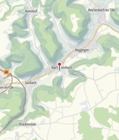 Karte / Heuändres in Bad Ditzenbach