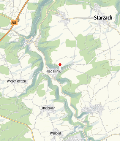 Karte / Gasthof Eyachperle