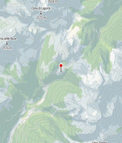 Mappa / MALGA CORNO