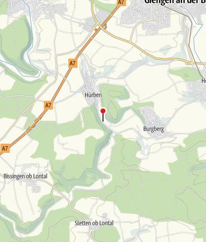 Karte / Grillplätze HöhlenErlebnisWelt