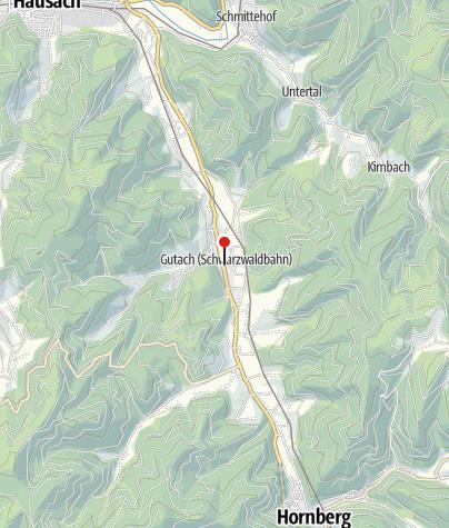 Karte / Gasthof Krone
