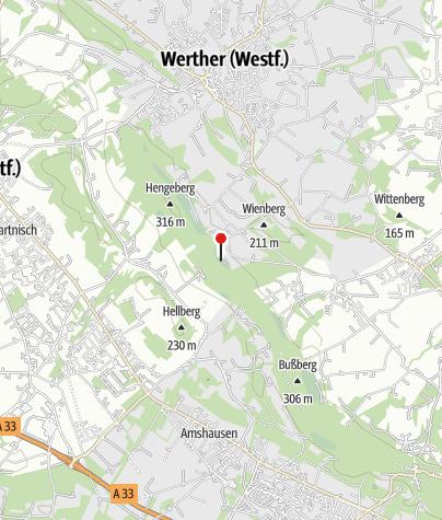 Karte / E-Bike-Ladestation in Werther (Westf.)