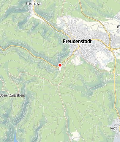 Karte / Waldcafé