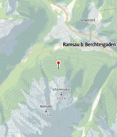 Karte / Schärtenalm