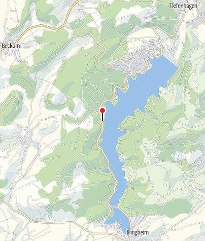 Karte / Sorpesee