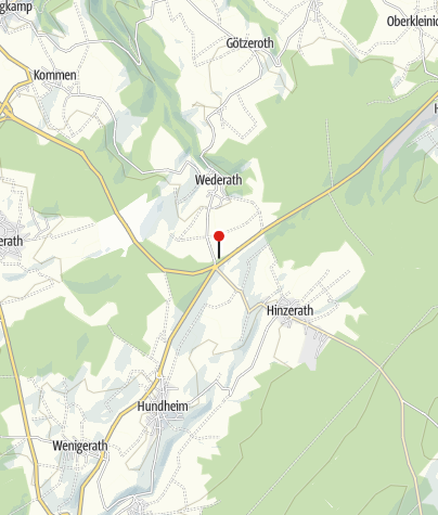 Map / Belginum Archeaological Park