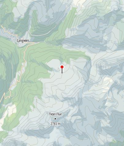 Kaart / Alpenrose und Walsersiedlung Medergen
