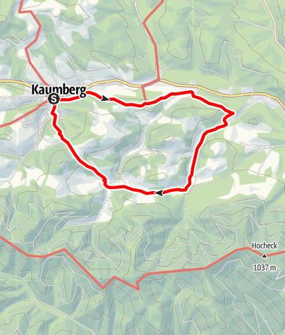 Mapa / Froschweg