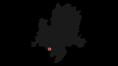 """Karte / Auf dem Premiumweg """"Luftiger Grat"""""""