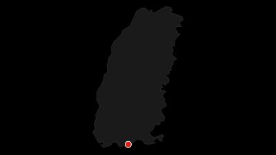 Map / Laufenburg: Neun Stadtteile Weg