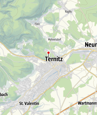 Karte / Panoramatafel Kindlwald - Bewegungsarena Ternitz