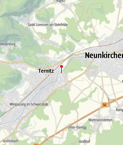 Karte / MOVING Bewegungsarena Ternitz - Panoramatafel Stadion