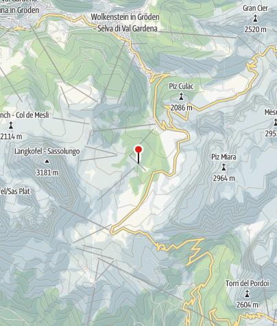 Map / Utia Sole