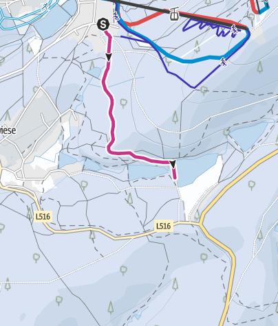 Karte / Schalker Grabenweg