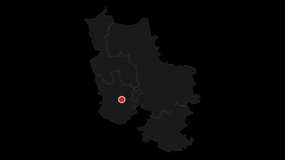 Karte / Auf dem Neckarsteig von Heidelberg nach Bad Wimpfen