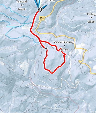 Map / Wastllopie