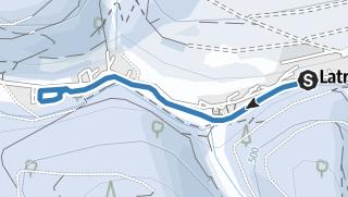 Map / Latroptal-Loipe