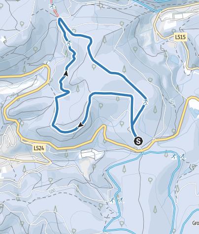Karte / Ibergloipe