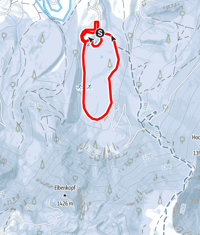 Map / Hochmoorloipe