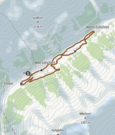 Karte / EasyTour