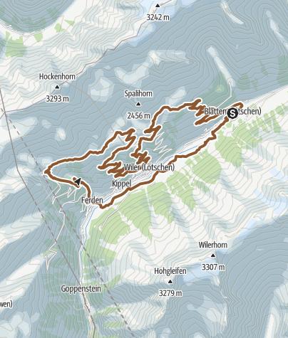 Map / TorTour