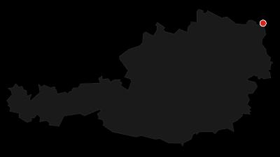 Mapa / EuroVelo 9 - města, víno, dýňový olej a termální lázně
