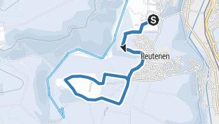 Karte / Heidenheim-Reutenen Buchhofloipe