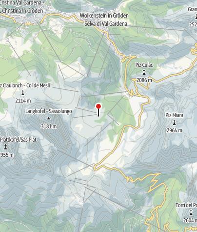 Mappa / Gran Paradiso