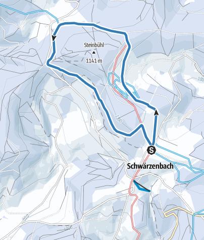Karte / Panoramawald Spur