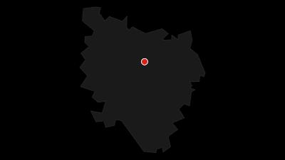 Karte / Winterwandern St. Johann - Streckentour um Upfingen