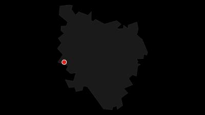 Karte / Winterwandern Sonnenbühl - Große Tour von Willmandingen Richtung Undingen und wieder zurück