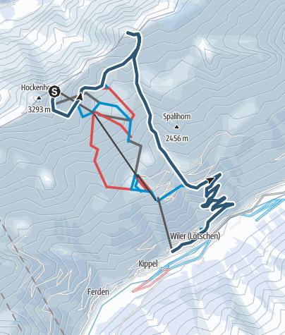 Karte / Sackhorn