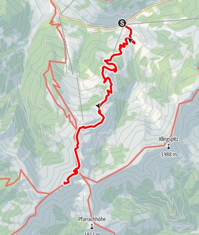 Karte / Hundstein/Statzerhaus