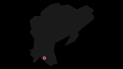 Map / 524 Val Meltger Schneeschuhtrail